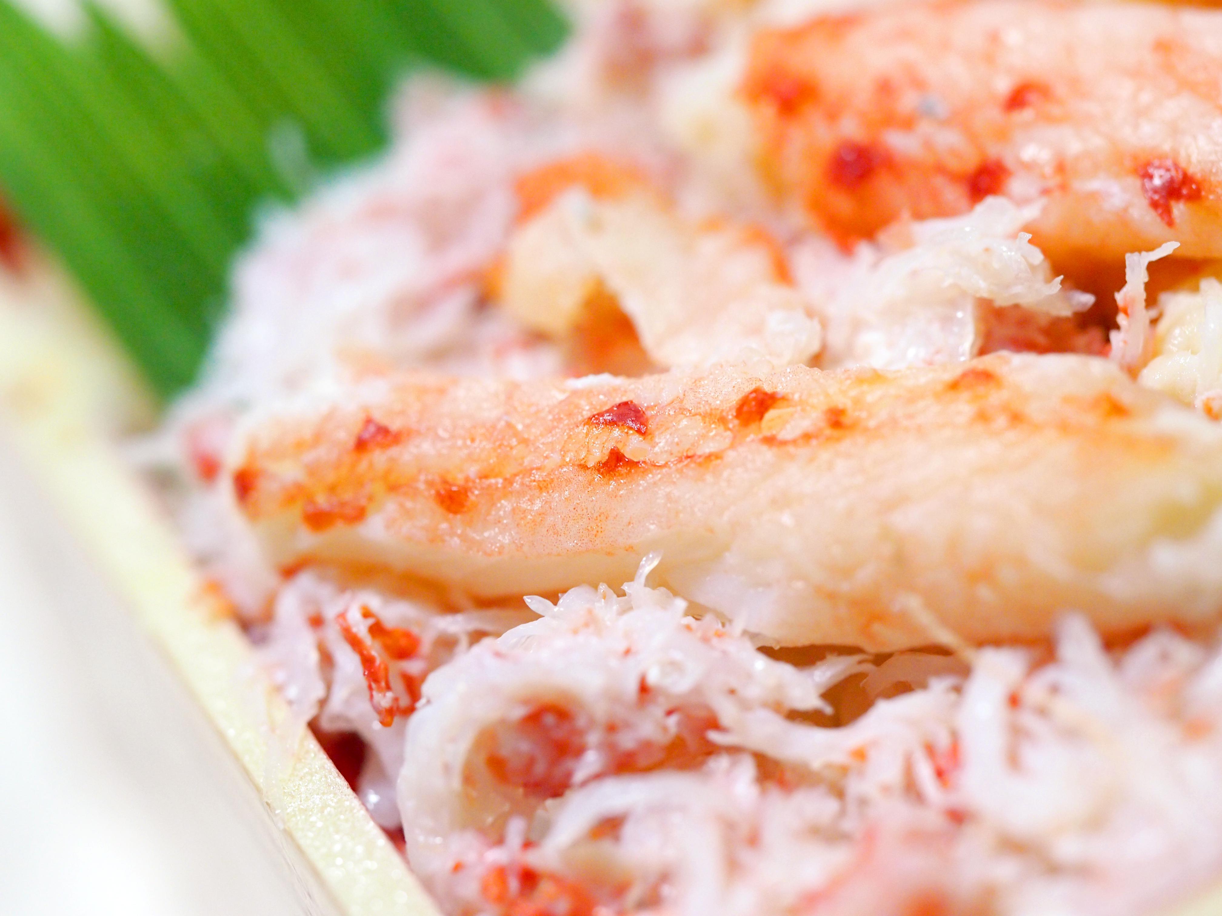 ハナサキガニのおすすめの食べ方